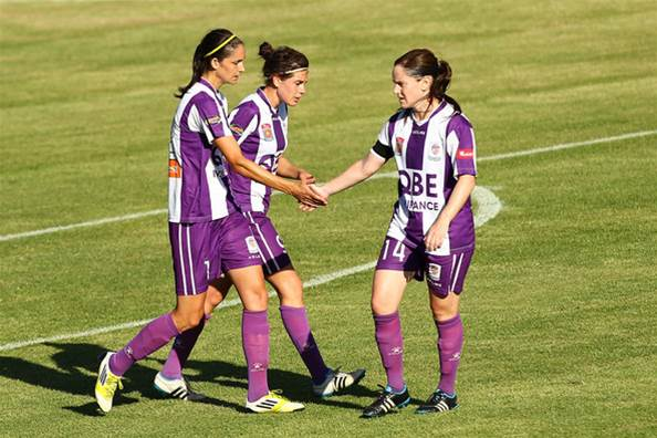 No Glory but Perth finals bound