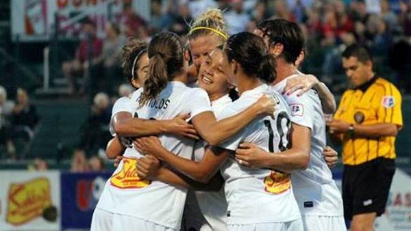 Kerr and Flash win NWSL premiership