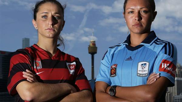 Competition: Is Sydney Sky Blue or Red and Black?