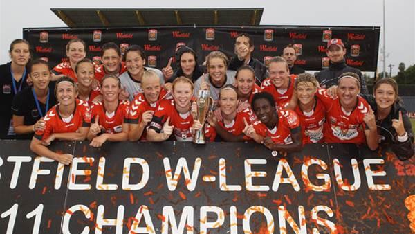Roar reclaim W-League Title