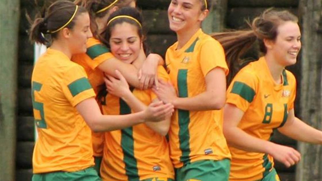 Final chance to impress for Young Matildas