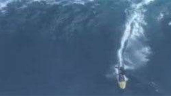 Forecasting the Perfect Swell - Jaws 2013