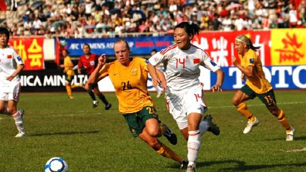 Matildas to meet China in a two match friendly series