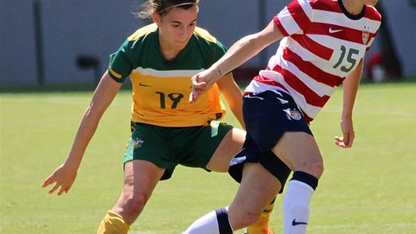 Matildas to face the USA in October