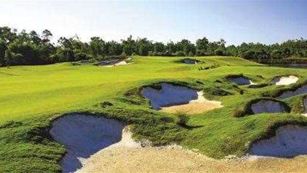 Sunshine Coast golf Courses