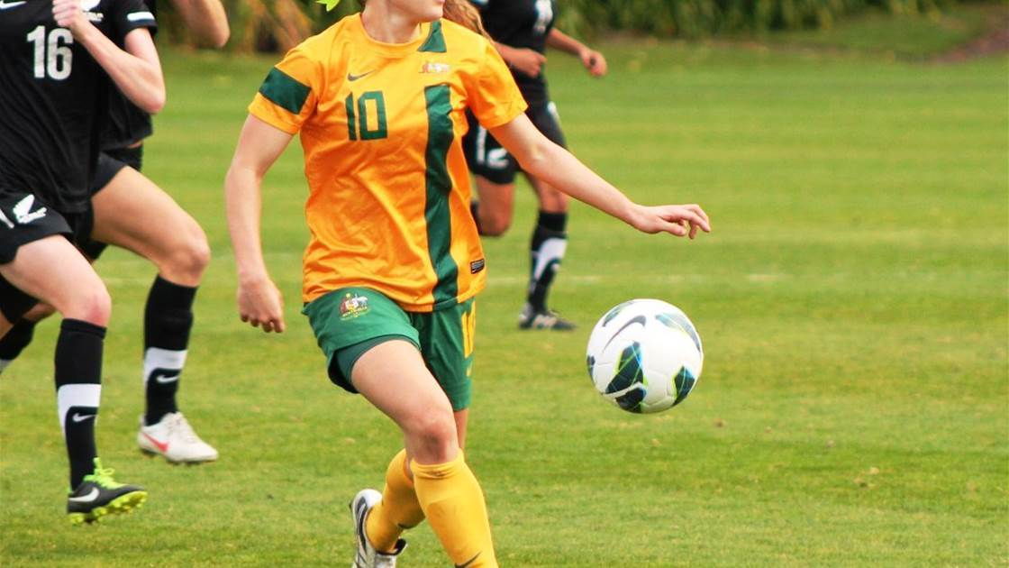 Young Matildas depart for AFF Women's Championships