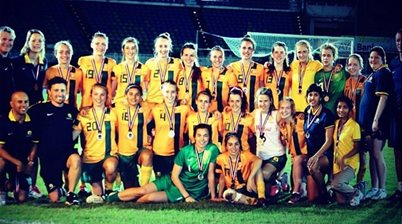 Young Matildas squad named for AFC U19 Championships