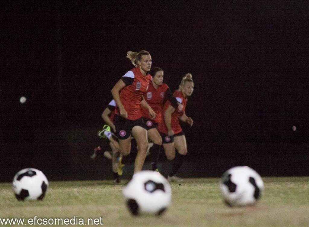 Wanderers announce strong squad for upcoming W-League season