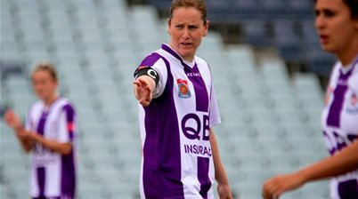 Jamie Harnwell finalises Perth Glory squad