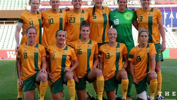Matildas drawn in Group A alongside World Champions Japan