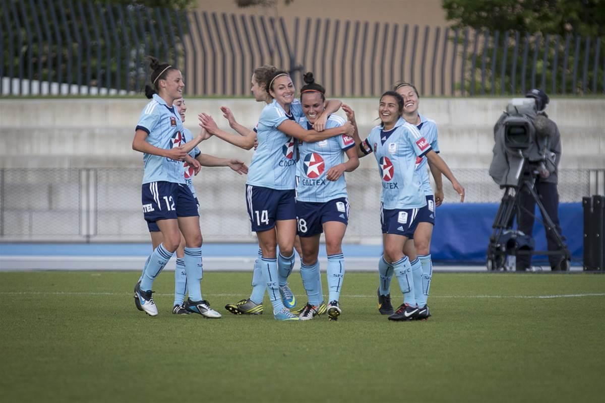 Joga Bonito Sydney FC style