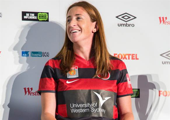 Heather Garriock to lead the Wanderers
