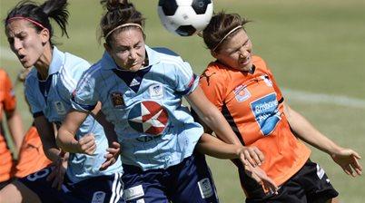 Brisbane roar back for draw against Sydney