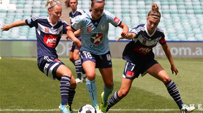 Sydney FC and Melbourne Victory play out a stale-mate