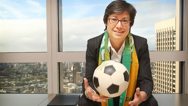 1. Moya Dodd co-opted to the FIFA Executive Committee