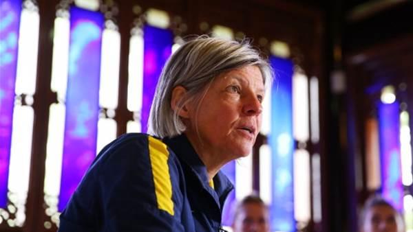 5. Hesterine de Reus becomes Matildas coach