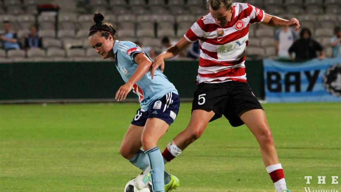 Sydney FC hold despite late derby drama