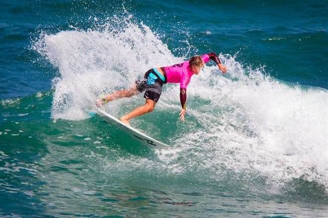 Merewethter dominate Jim Beam Surftag