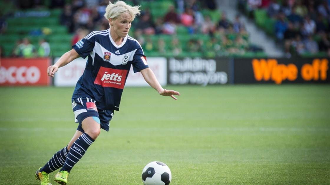 Catch up with Jessica Fishlock - Part 1