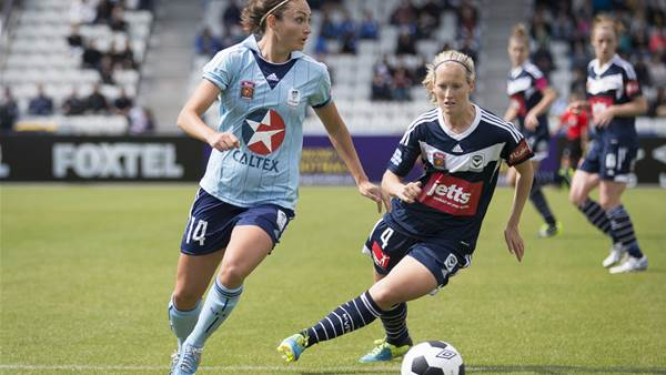 Recognition finally coming for Jodie Taylor