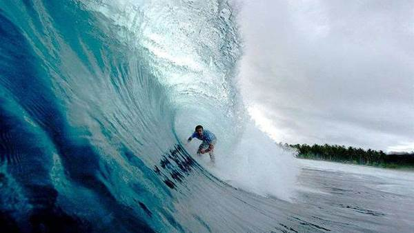 Epic Late June Swell in the Mentawais
