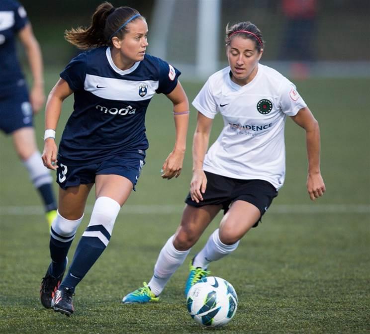 Melbourne Victory sign Seattle Reign's Lauren Barnes on loan