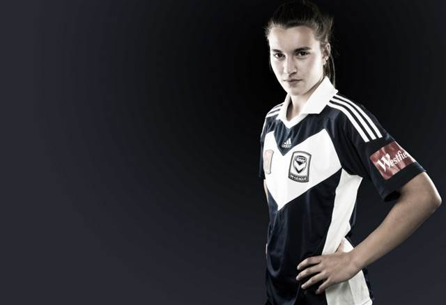 Stephanie Catley ready for W-League Grand Final and Portland Thorns