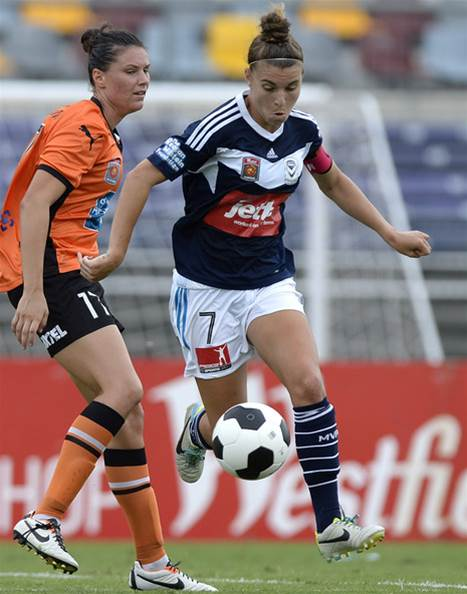 Melbourne Victory and Brisbane Roar wins demonstrates tightest title race