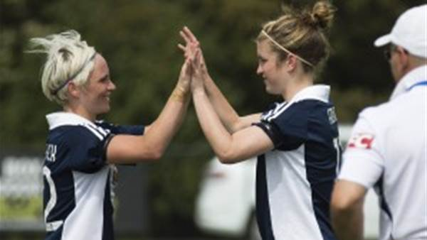 Catch up Jess Fishlock - Part 2
