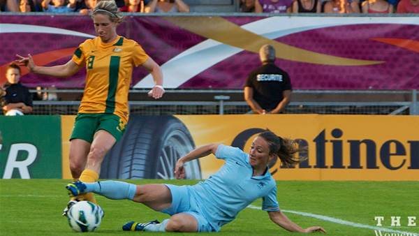 Australia push France before falling 2-3 in Cyprus Cup