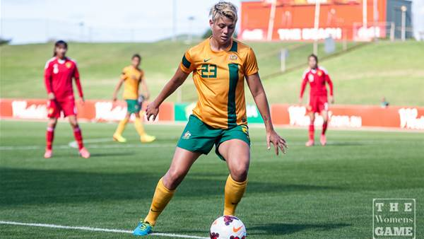 Heyman brace not enough as Australia fall 2-4 to Scotland