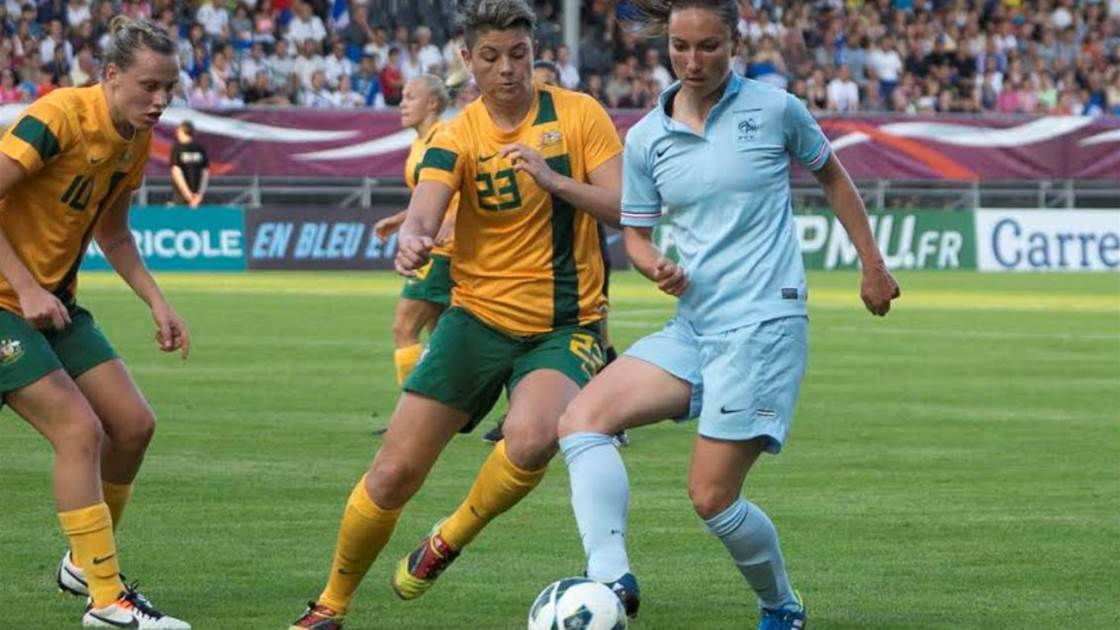 Cyprus Cup first steps for Matildas on the Road to Canada