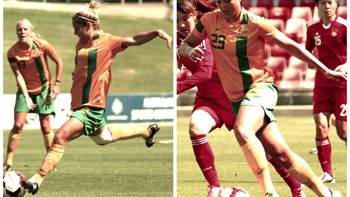 Fightback sees Australia draw 2-2 with Netherlands in Cyprus Cup