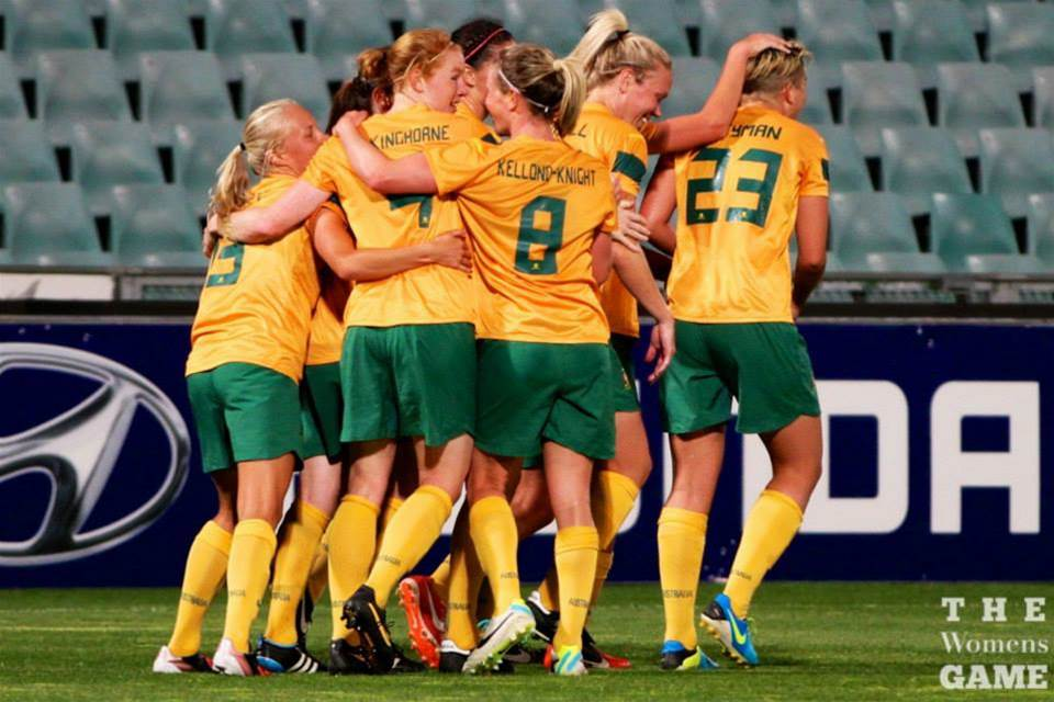 New year, new faces for the Matildas