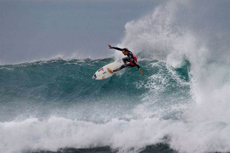 Jordy Smith on The Hunt