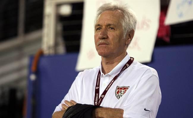 Tom Sermanni sacked as US coach