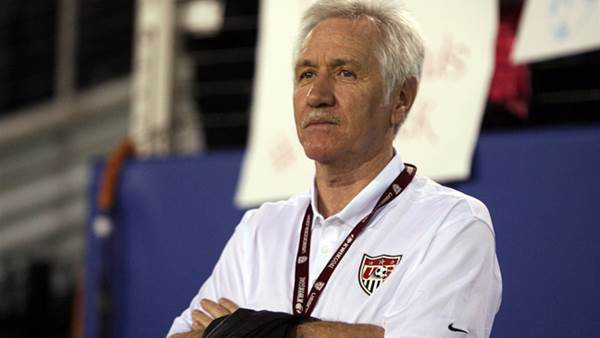 Tom Sermanni sacked as US coach