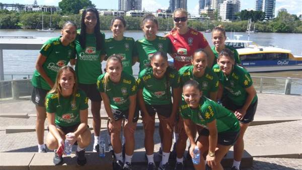 Brazil close to full strength to face Matildas