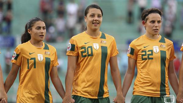 World Cup berth beckons for the Matildas