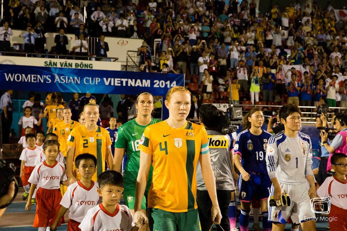 Australia falls at final hurdle to Japan 1-0
