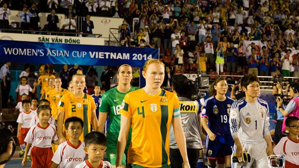 Australia falls at final hurdle to Japan 1-0