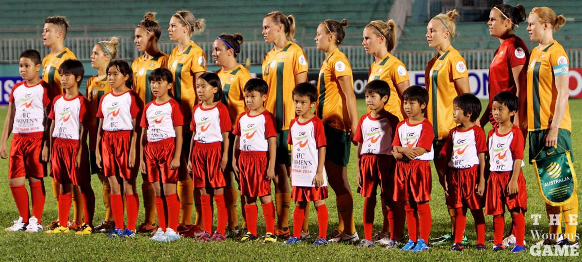 Matildas to take next step in title defence against Korea Republic