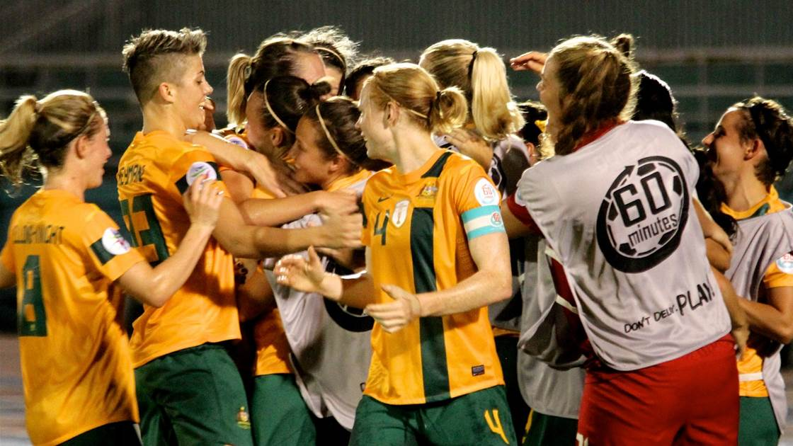 Matildas and Japan draw 2-2 in opening match