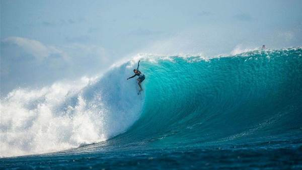 Kieren Perrow, Cloudbreak, Fiji