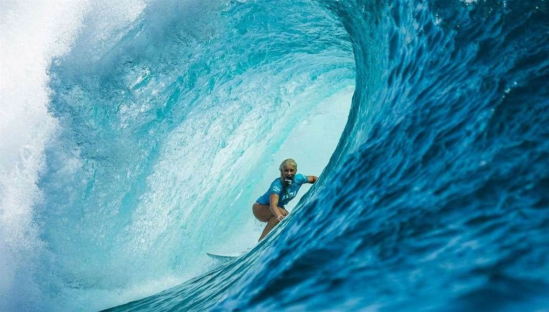 Tatiana Weston-Webb, Truckin', Cloudbreak