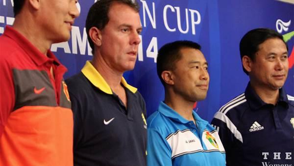 Matildas Asian Cup Preview