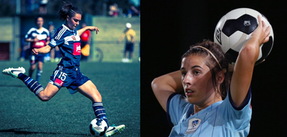 Emma Checker and Amy Harrison added to Matildas Asian Cup squad