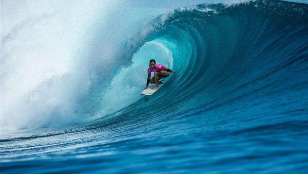 Girl's Eye View Of The Women's Fiji Pro