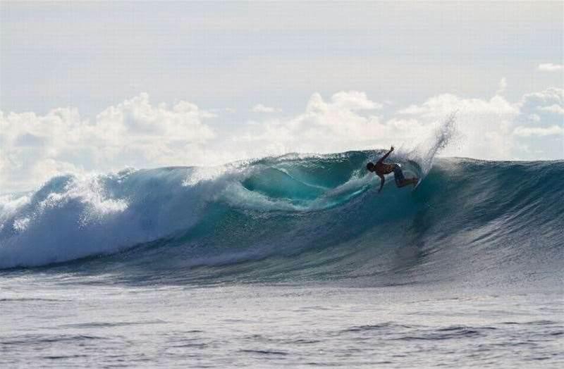 Surf North Sumatra and Save 12%