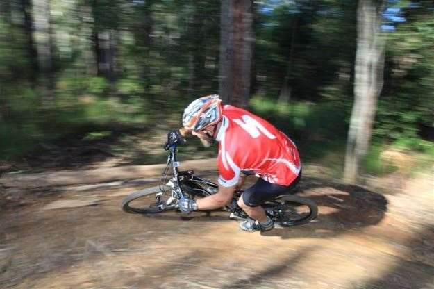 Jacks Ridge Bike Track